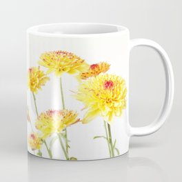 Chrysanthemums for mum Coffee Mug