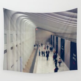 World Trade Center, Freedom Tower Transit Center Wall Tapestry