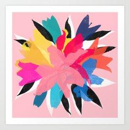 lily 14 Art Print