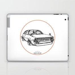Crazy Car Art 0092 Laptop & iPad Skin