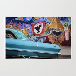 Impala en Aztlan Rug