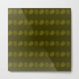 Palm shade Metal Print
