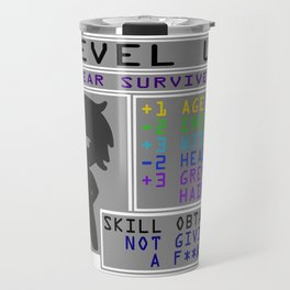 Level Up Birthda Travel Mug