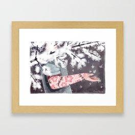 Spring II Framed Art Print