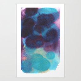 Bleed Out Art Print