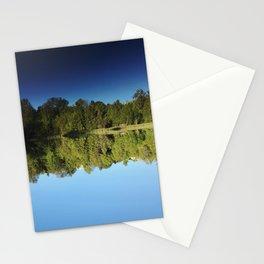 Lake in Petoskey, Michigan Stationery Cards