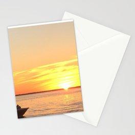 Fire Island Sunset Stationery Cards