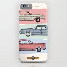Motor Style Inc.: 60s American Heavy Metal iPhone 6s Slim Case