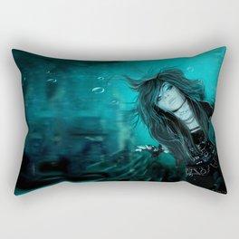 An eternity untouched Rectangular Pillow