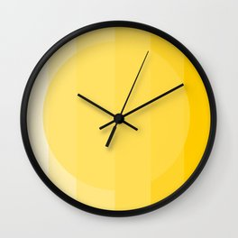 Sun shades Wall Clock