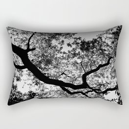 The Haunted Forest Rectangular Pillow