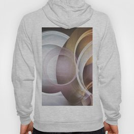 Fractal Circles Abstract Hoody