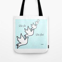 Five Doves Tote Bag
