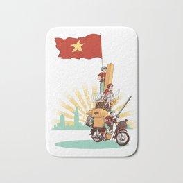 Vietnamese Transport Bath Mat