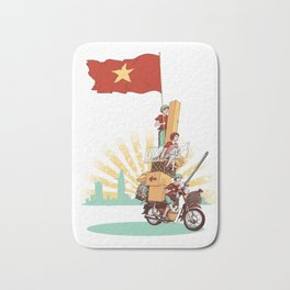 Vietnamese Transport Bath Mat