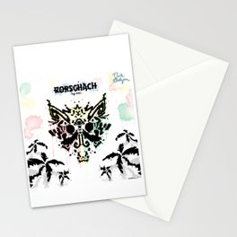 Rorschach Album Cover Stationery Cards