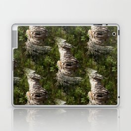 Natural artwork of the forest Laptop & iPad Skin
