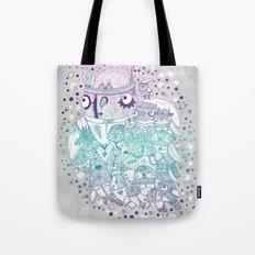 Glam fashion owls Tote Bag