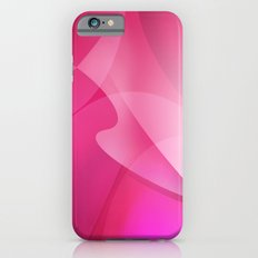 Pink Curves iPhone 6s Slim Case