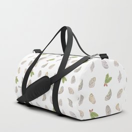 Miharu Shirahata | Oyster and Acorn Duffle Bag