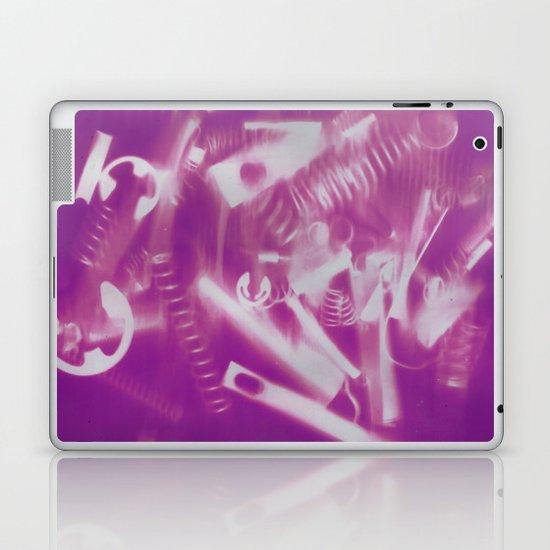 Mechanical Christmas Laptop & iPad Skin