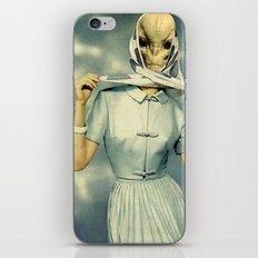 NUMBER 35 iPhone & iPod Skin