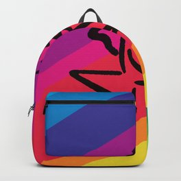 Rainbow fish Backpack