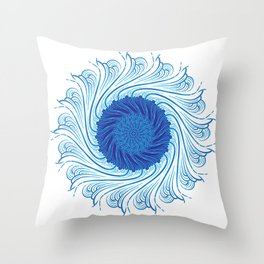For when you need to gather strength Throw Pillow