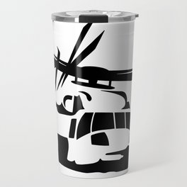 H-53/CH-53 Military Helicopter Travel Mug