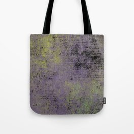 Darkened Sky - Textured, abstract painting Tote Bag