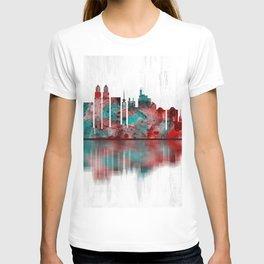 Jakarta Indonesia Skyline T-shirt