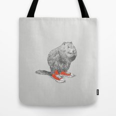 Woodchucks Tote Bag