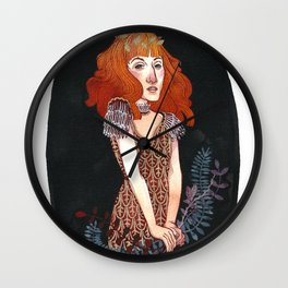 Strangeness and Charm Wall Clock