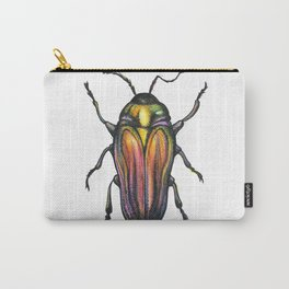 Jewel Beetle  Carry-All Pouch