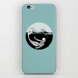 Stone Cold Sea Dwellers iPhone Skin