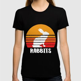 RABBITS TEE SHIRT Men And Women T-shirt