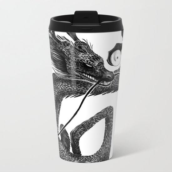 Dragon B Metal Travel Mug