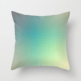 Blusky Throw Pillow