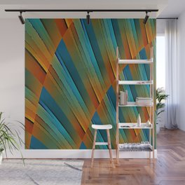 Propogation Wall Mural