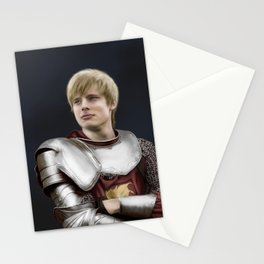 Arthur Pendragon - Once and Future King Stationery Cards