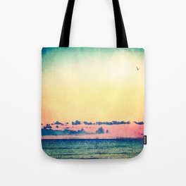 You Should Be Here Tote Bag