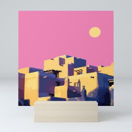 Sante Fe Sun Mini Art Print