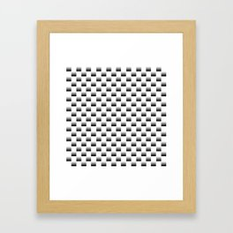 Checkerboard I Framed Art Print