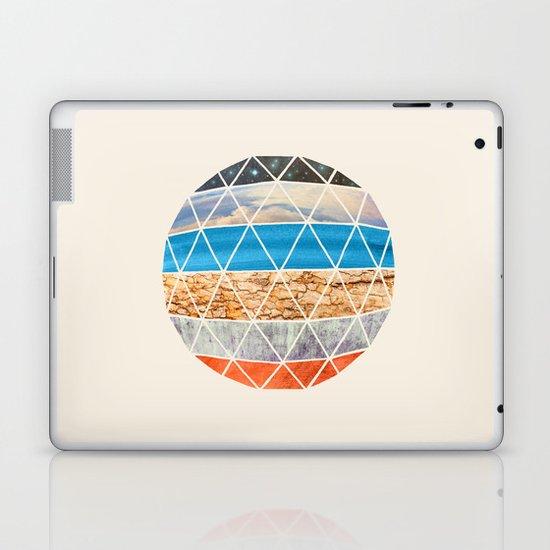 Eco Geodesic  Laptop & iPad Skin