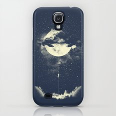 MOON CLIMBING Galaxy S4 Slim Case