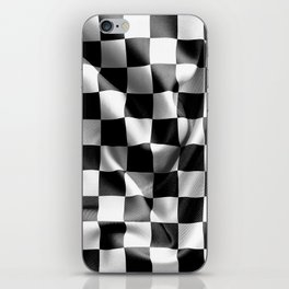 Chequered Flag iPhone Skin