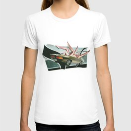 Muscle Magnet | Collage T-shirt