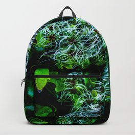 The Entwined Clematis Backpack