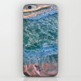 Beach Sunset iPhone Skin