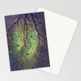 Where Dusk Meets Dawn Stationery Cards